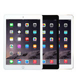 "Apple iPad Air 2 9.7"" with Retina Display 64GB Space Gray, Gold or Silver"