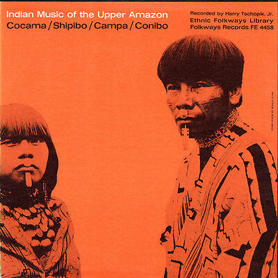 Various Artists   Indian Music Upper Amazon   Various  New Cd