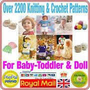 Dolls Crochet Patterns