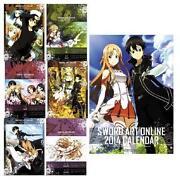 Anime Calendar