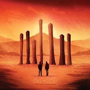 Gascoigne,Brian Briscoe,David 180g Phase Iv soundtrack 180g vinyl LP NEW sealed