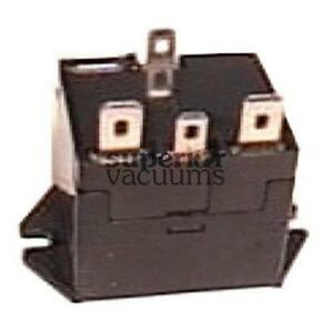 Central Vacuums Relay, 25 Amps