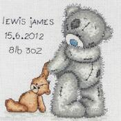 Tatty Teddy Cross Stitch