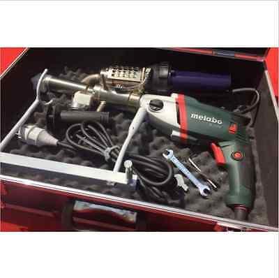 Plastic Extrusion Welding Machine Hot Air Plastic Welder Gun Extruder N