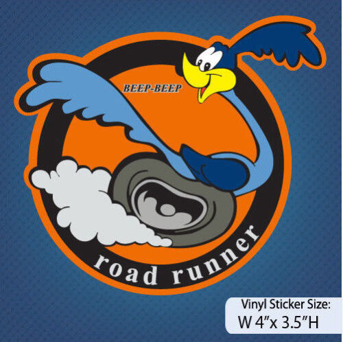 Road Runner/ Ver D/ Looney Tunes/ Animation/ Decal