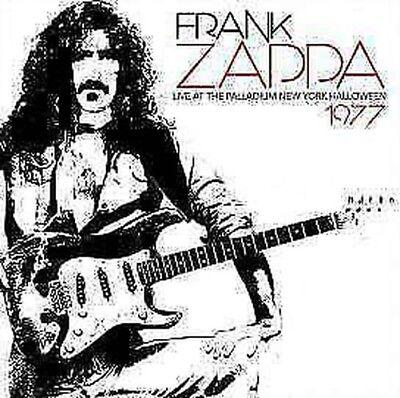Frank Zappa - Live At The Palladium New York Halloween 1977 Neue CD - Frank Zappa Live Halloween