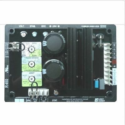 Automatic Voltage Regulator Module Avr R450 For Generator B