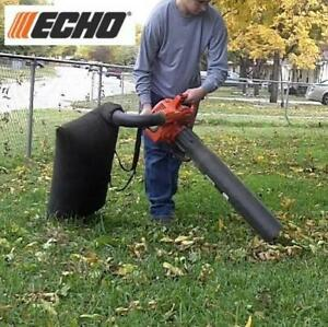 NEW ECHO 25.4CC GAS BLOWER VACUUM ES-250AA 202295674 2-STROKE CYCLE LEAF  165MPH 391CFM