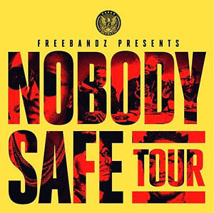 Future's Nobody Safe Tour/ FOUR ROW 9 FLOOR VIP PACKAGE TICKETS