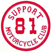 Support 81 Sticker