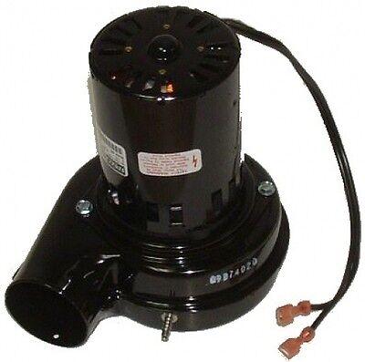 Gsw Hot Water Heater Exhaust Draft Inducer Blower 63172 Fasco W8