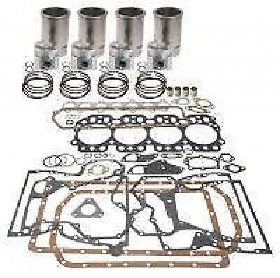 Case Basic Engine Overhaul Kit for 300 300B 400B Gas (Basic Engine Kit)