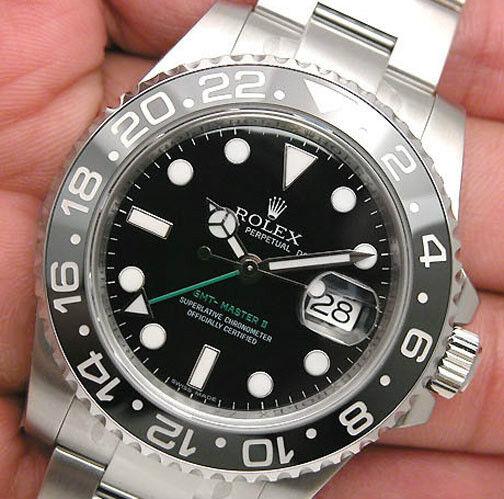 Mens Rolex GMT Master Watches