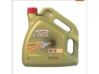 Engine oil 0w 30