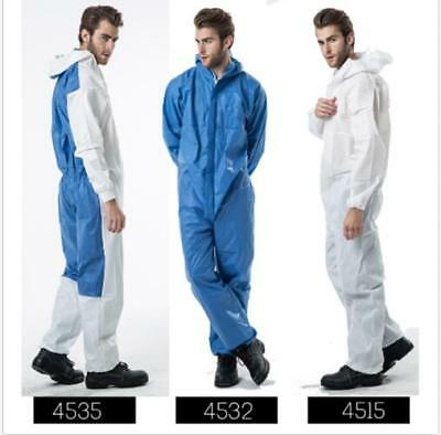 Dust Proof Painting Clothes Anti-static Pesticide Resistant Paint Suit Work Wear