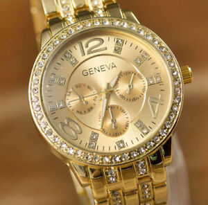 SELLING this gorgeous Geneva ladies watch its BRAND NEW.