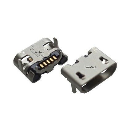 Acer Iconia Tab A3-A20 Micro usb DC CHARGING Connector Socket Port -Original