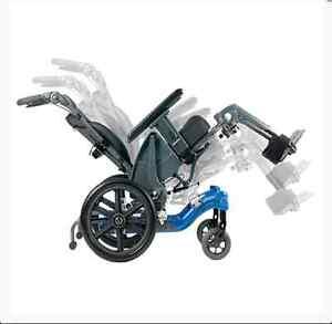 Fuze T50 Manual Tilt Wheelchair with Roho cushion **EUC Kitchener / Waterloo Kitchener Area image 1