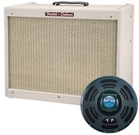 Fender Blues Deluxe Reissue - Cream of Wheat limited edition.
