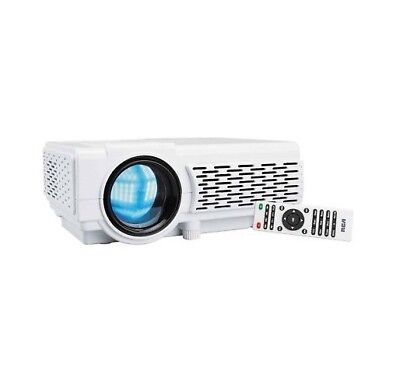"RCA 2000 Lumens Home Theater Projector - 150"" (RPJ116-PLUS) ™"