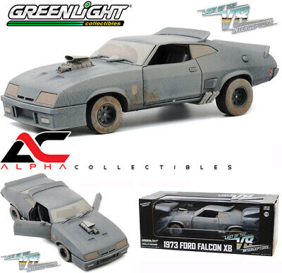 GREENLIGHT 13559 1:18 1973 FORD FALCON XB WEATHERED LAST OF THE V8 INTERCEPTORS