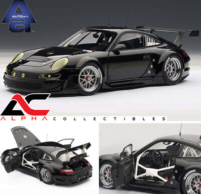 AUTOART 81074 1:18 PORSCHE 911(997) GT3 RSR 2010 PLAIN BODY VERSION (BLACK) 911 Gt3 Body
