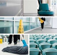 Cleaning Company in search of new contracts GREAT RATES!