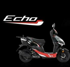 LEXMOTO ECHO 50cc SCOOTER IN STOCK NOW ideal for commuting and young riders