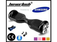 Xmas Stock in UK — SWEGWAY HOVERBOARD BALANCE SCOOTER BLUETOOTH ALL COLOURS