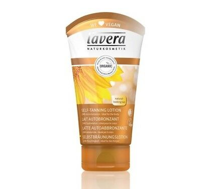 Lavera Organic Natural Glow Even Self Tanning Lotion 5oz