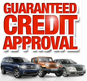 GOOD CREDIT, BAD CREDIT, NO CREDIT - YOU ARE APPROVED!