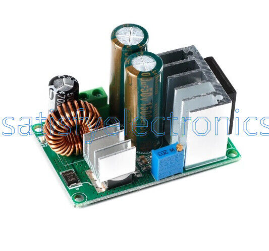 5A Low Voltage AC-DC Buck Step-down Converter Power Supply DC-DC Adjustable NEW