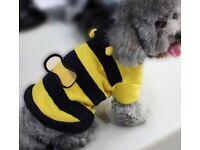 Dog's jacket (Bee)