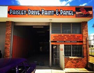 Paisley Drive Paint & Panel Lawnton Pine Rivers Area Preview
