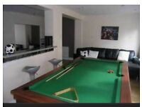 6 foot pool table