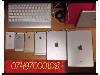 APPLE IPHONE 7 PLUS 6 6S 5S SEE EE VODAFONE /02/ THREE SAMSUNG S6 S7 S6 EDGE MACBOOK PRO IPAD RPO