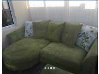 DFS ESCAPE 3SEATER AND 2SEATER SETTEES