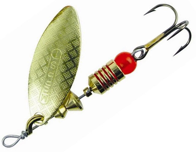 Top 10 fishing lures ebay for Cheap fishing spinners