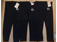 Navy Next leggings age 4-5 BNWT