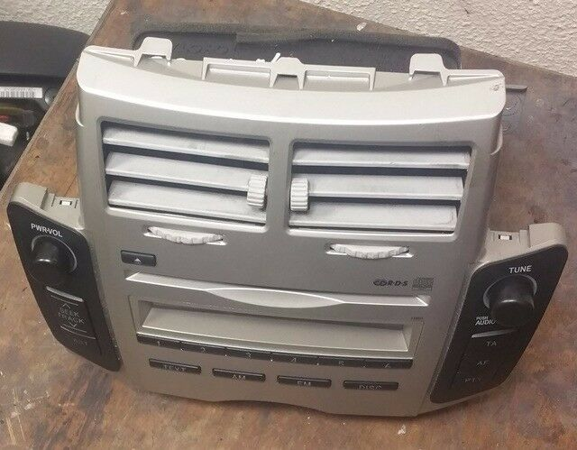 Toyota Yaris Stereo Radio WMA CD MP3 Player ( 2006-2009)