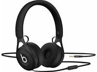Beats EP Headphones Matt Black (Brand New in sealed packacking)