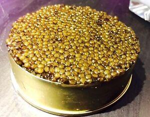 50g Amur Beluga Kaviar vom pur Huso Dauricus Aquakultur +1 Perlmuttlöffel