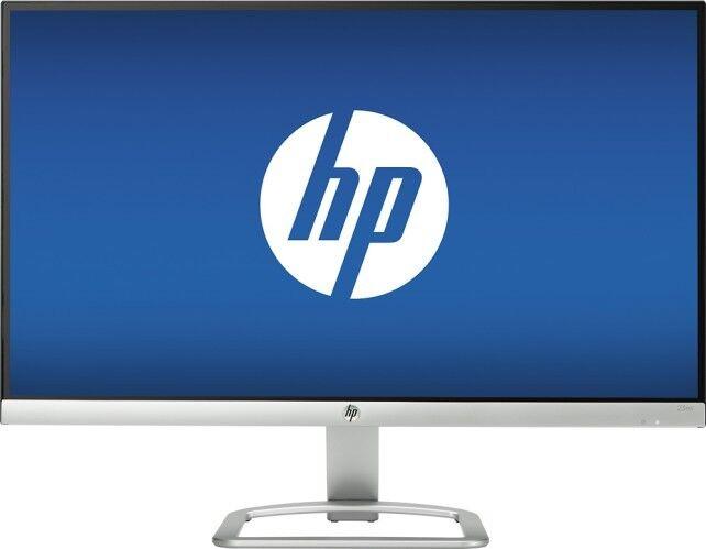 "HP 27es 27"" IPS LED Full HD Monitor 1920 x 1080 7ms VGA, 2 x HDMI"