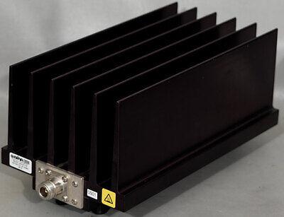 Bird 500-wt-fn 500 W Rf Dry Dummy Loadcoaxial Resistor Termination Dc-2.5 Ghz