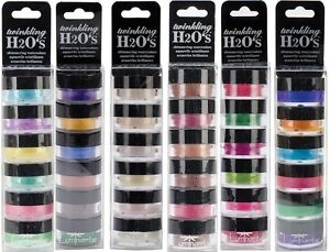 Creative-Imaginations-Luminarte-Twinkling-H2Os-6-Pack-Select-From-Options