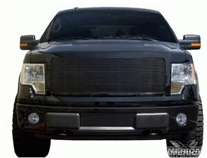 2013-2014 F150 Grille