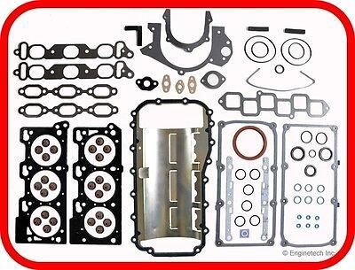 *FULL GASKET SET* Chrysler NewYorker LHS Prowler 215 3.5L SOHC V6  1993-1997
