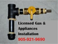 Gas Experts:Any Type of Gas Line,Stove,BBQ,Pool:Best Price:Licen