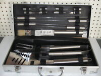 BBQ TOOLS KIT COMPLETE WITH CARRYING CASE