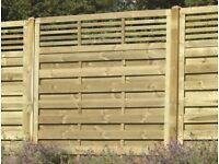 NEW Fence Panels KDM x 12
